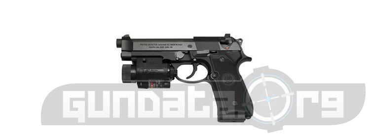 Beretta 92A1 Photo 2