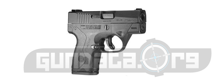 Beretta BU9 Nano 9x19mm Parabellum Photo 2