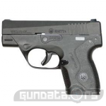 Beretta BU9 Nano 9x19mm Parabellum Photo 1