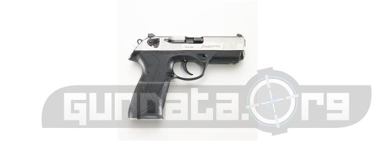 Beretta Px4 Storm Inox Full Size 9mm Photo 2