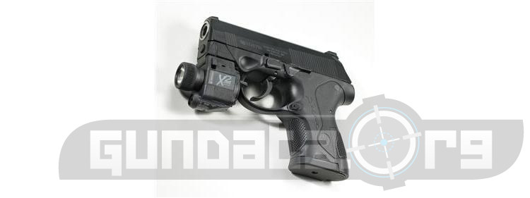 Beretta Px4 Storm Type F Sub-Compact Photo 3