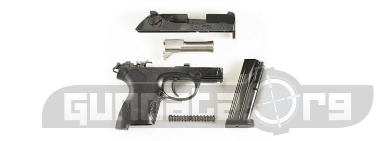 Beretta Px4 Storm Type F Sub-Compact Photo 2