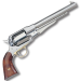 Beretta Uberti 1858 New Army Stainless Steel Revolver