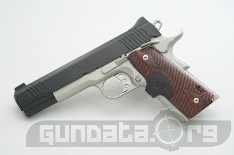 Kimber Custom Carry 1911 Photo 2