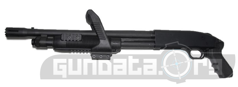 Mossberg 500 Chainsaw Photo 3