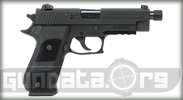 P220 Elite Dark TB Photo 2