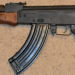 Polish AK 47 Underfolder