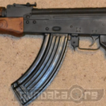 Polish AK 47 Underfolder  Photo 1