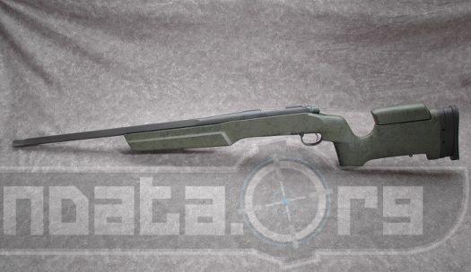 Remington 700 Target Tactical Photo 5