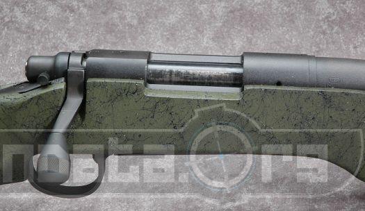 Remington 700 Target Tactical Photo 4