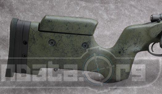 Remington 700 Target Tactical Photo 3