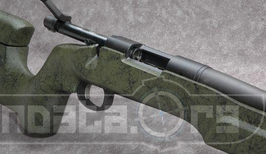 Remington 700 Target Tactical Photo 2