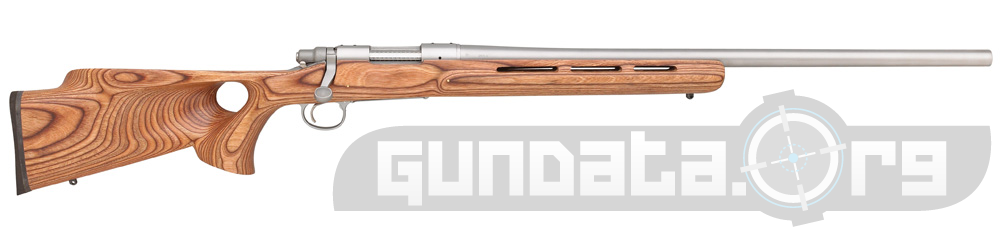 Remington 700 VL SS Thumbhole