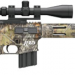Remington R-15 450 Bushmaster
