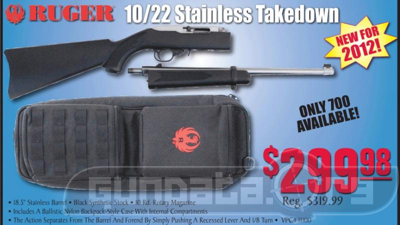 Ruger 10 22 Takedown Photo 3