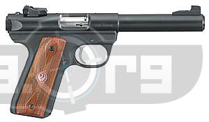 Ruger 22 LR 45 Target Photo 2