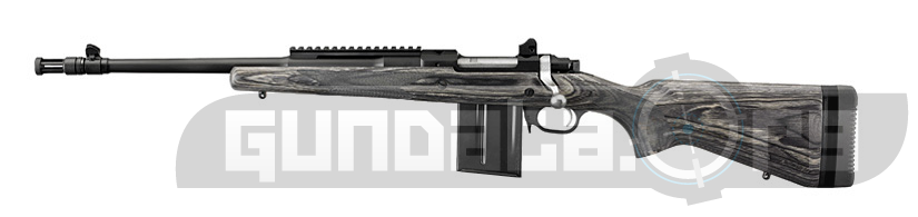 Ruger Gunsite Scout Rifle Photo 2