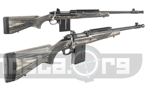 Ruger Gunsite Scout Rifle Photo 4