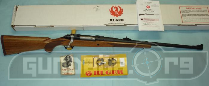 Ruger M77 Hawkeye African Photo 2