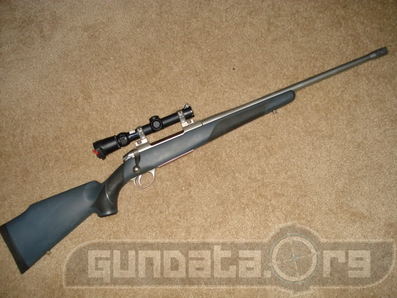 Ruger M77 Hawkeye Alaskan Photo 3