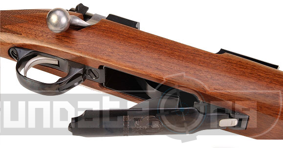 Ruger M77 Hawkeye Compact Magnum Photo 4