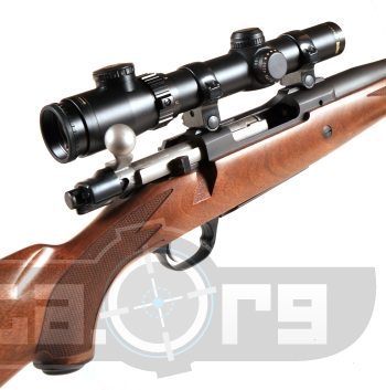 Ruger M77 Hawkeye Compact Magnum Photo 2