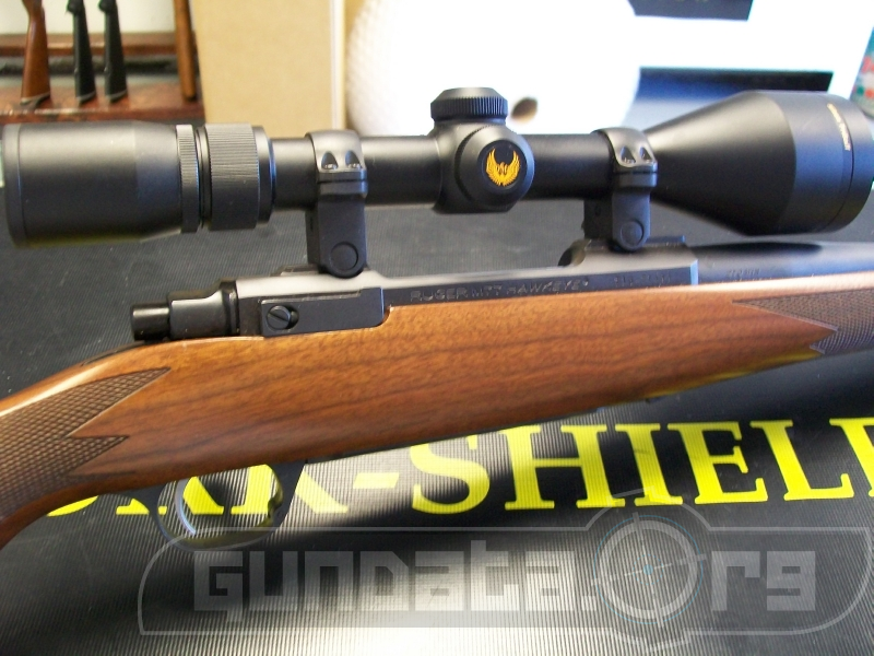 Ruger M77 Hawkeye Left Handed Photo 3