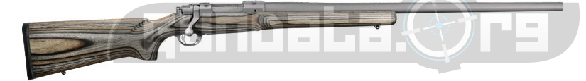 Ruger M77 Mark II Target Photo 1