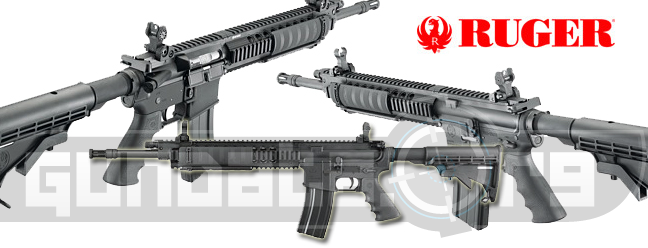 Ruger SR-556E Photo 2