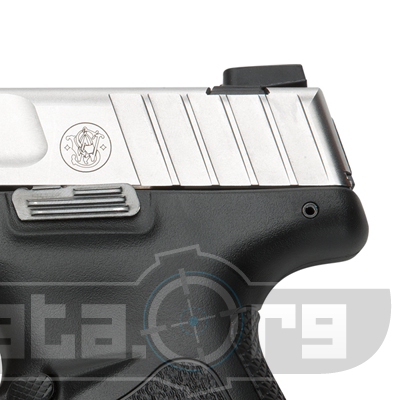 S&W SD40 VE Low Capacity Photo 3