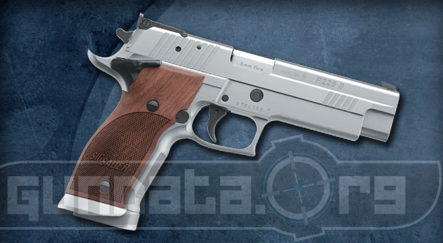 SIg Sauer P226 X Five Photo 2