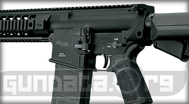 SIg Sauer SIG716 Patrol Rifle Photo 4