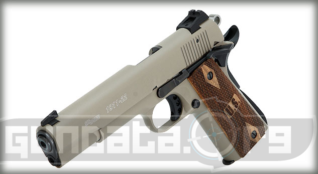 Sig Sauer 1911 22LR Flat Dark Earth Photo 5