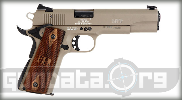 Sig Sauer 1911 22LR Flat Dark Earth Photo 2