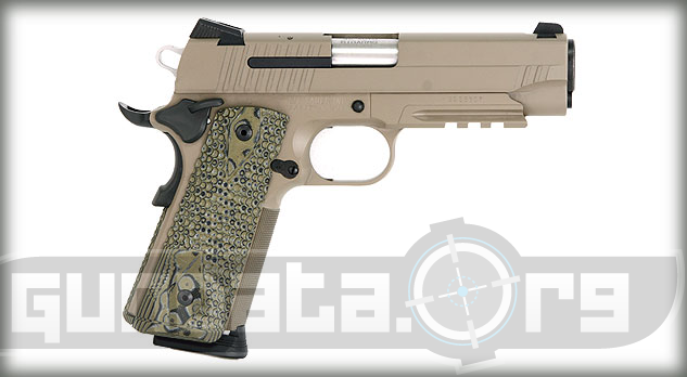 Sig Sauer 1911 Carry Scorpion Photo 2