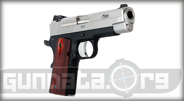 Sig Sauer 1911 RCS Two Tone Photo 3