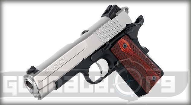 Sig Sauer 1911 RCS Two Tone Photo 5