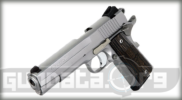 Sig Sauer 1911 Stainless Photo 5