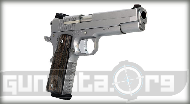 Sig Sauer 1911 Stainless Photo 3