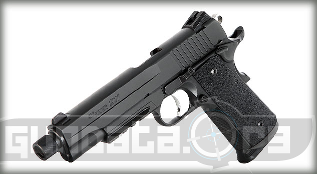 Sig Sauer 1911 Tactical Operations Photo 3