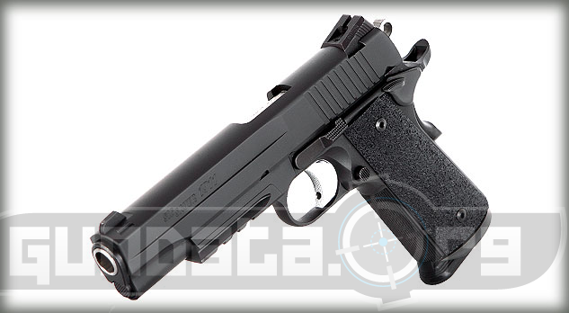Sig Sauer 1911 Tactical Operations Photo 5