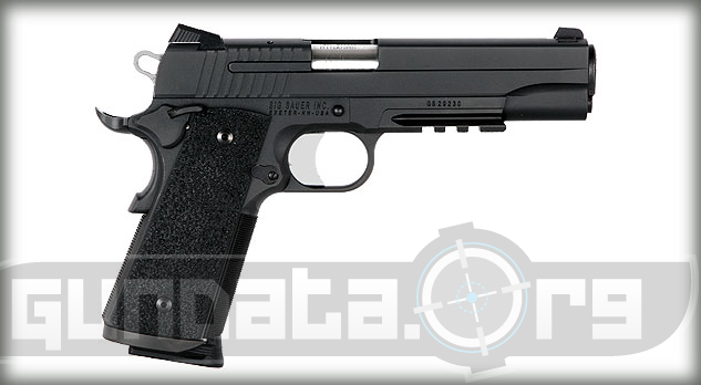 Sig Sauer 1911 Tactical Operations Photo 2