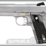 Sig Sauer 1911 Traditional Compact Stainless Photo 1