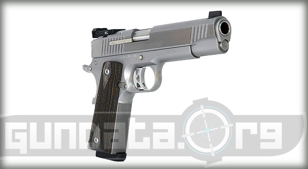 Sig Sauer 1911 Traditional Match Elite Stainless Photo 3