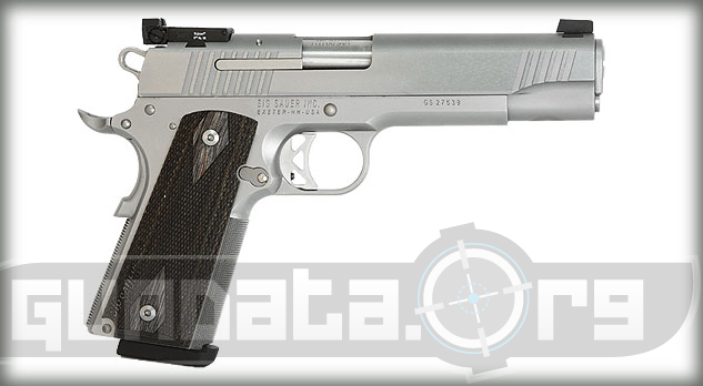 Sig Sauer 1911 Traditional Match Elite Stainless Photo 2