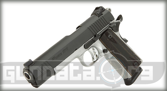 Sig Sauer 1911 Traditional Reverse Two Tone Photo 5