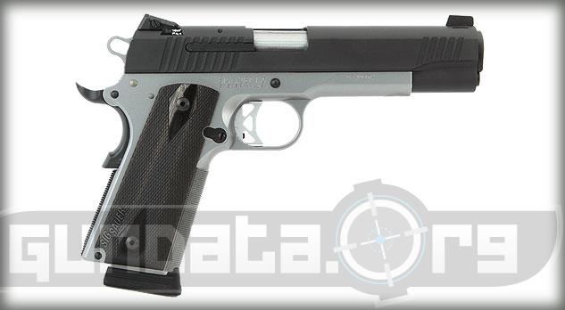 Sig Sauer 1911 Traditional Reverse Two Tone Photo 2