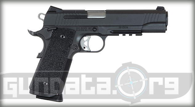 Sig Sauer 1911 Traditional Tacops Photo 2