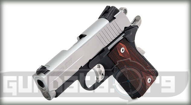 Sig Sauer 1911 Ultra Two Tone Photo 5