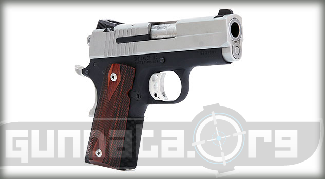 Sig Sauer 1911 Ultra Two Tone Photo 3